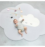 Head in the Clouds Playmat (Lg) - Pearl Grey