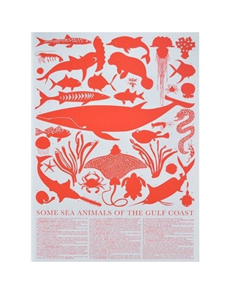 Banquet Banquet Some Sea Animals of the Gulf Coast