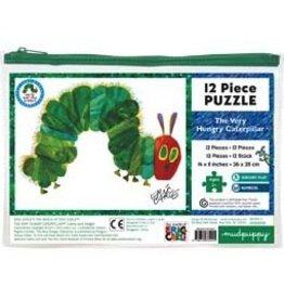 Mudpuppy 12 Piece Puzzle - Eric Carle