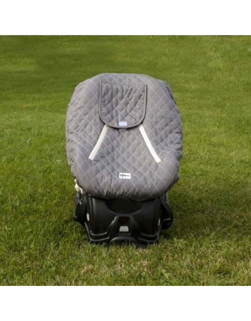 Mint Marshmallow Car Seat Cover