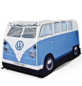 Blue VW Tent