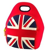 Dabbawalla Bags Lunch Tote British Flag