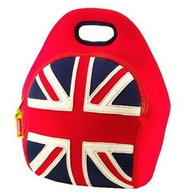 Dabbawalla Bags Lunch Tote British Flag