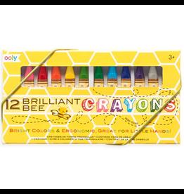 Brilliant Bee Crayons - 12