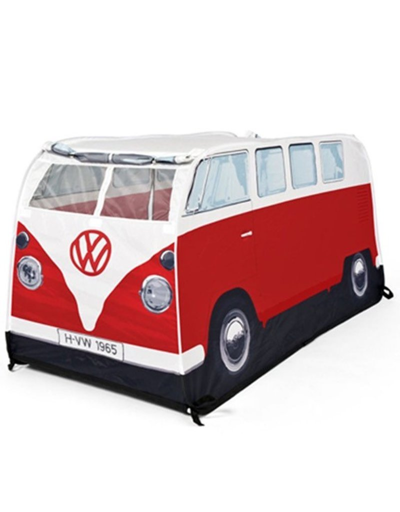 Red VW Tent