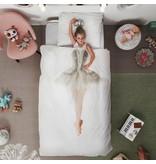 Snurk Snurk Twin Duvet Cover + Pillow - Ballerina