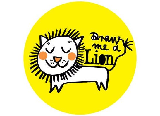 Draw Me A Lion