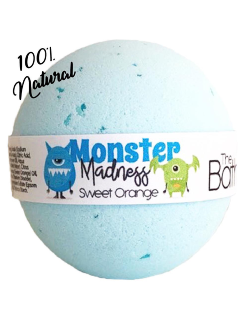 Monster Madness Natural Bath Bomb