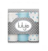 Lulujo Muslin Cloths 3Pk