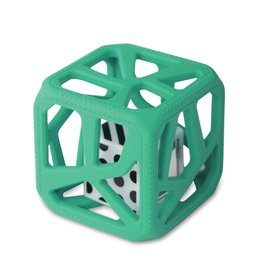 Chew Cube - Turquoise