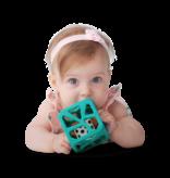 Chew Cube - Turquoise
