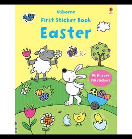 Usborne First Sticker Book: Easter