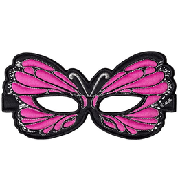 Butterfly Mask, Pink