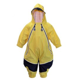 One Zipper Rainsuit