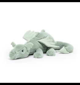 Jellycat Sage Dragon Medium
