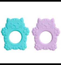 ORE Originals Teether 2pk - Fluffy Cat