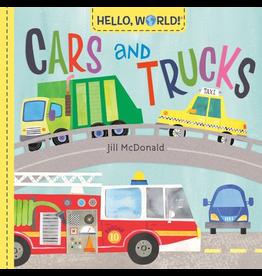 Random House Hello, World! Cars and Trucks Board Book