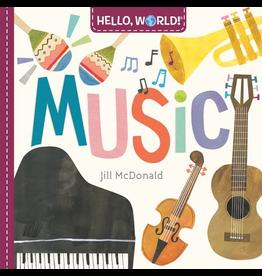Random House Hello, World! Music Board Book