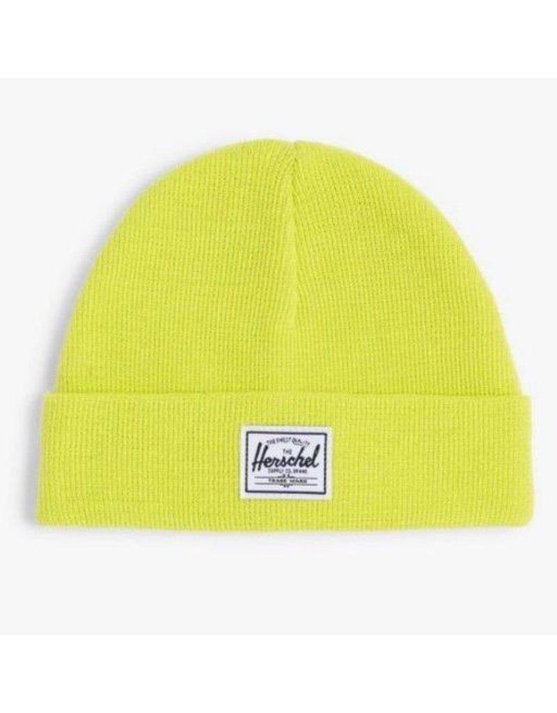 Herschel Baby Toque 0-6m Lime Punch