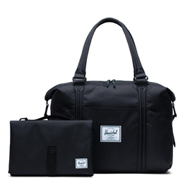 Herschel Strand Sprout Diaper Bag Black