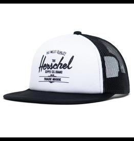 Herschel Baby Whaler Hat White/Black