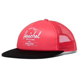 Herschel Whaler Youth Hat Rouge Red