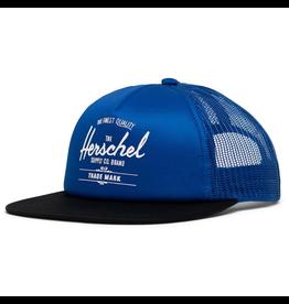 Herschel Whaler Youth Hat Surf The Web/Black