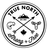 True North True North Adult Trucker Hat - One Size