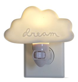 Dream Cloud Plug-In Nightlight