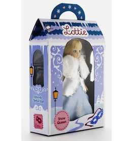 Schylling Lottie Snow Queen Doll