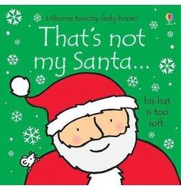 Usborne That's Not My Santa