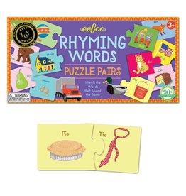 Eeboo RV Rhyming Puzzle Pairs
