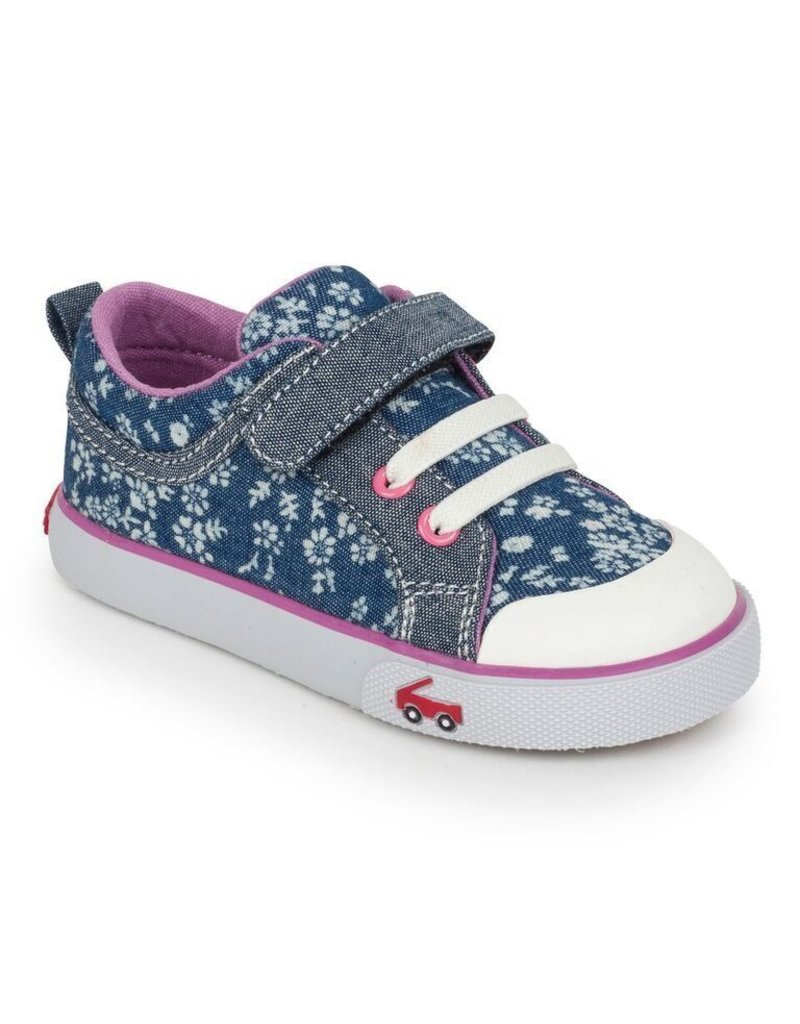 See Kai Run Kristin Floral Sneakers - Vancouver s Best Baby   Kids ... 1fffd6e42