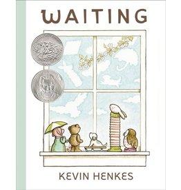 Harper Collins Waiting