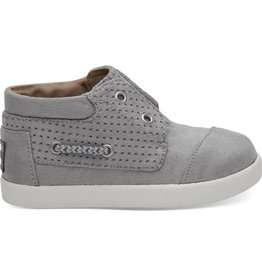 Toms Perforated Tiny Toms Bimini High Sneakers