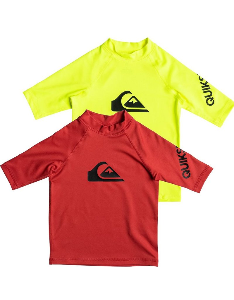 4f3f7f2a92bd5 Quiksilver All Time Short Sleeve UPF 50 Rashguard - Vancouver's Best ...