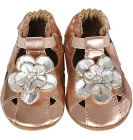 Robeez Shoes Robeez Pretty Pansy Baby Shoes