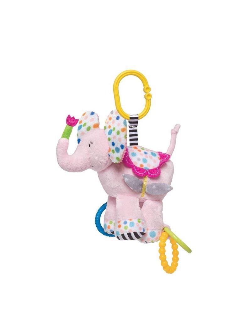 Manhattan Toys Blossoms Elephant Activity Toy