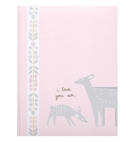Baby Memory Book - Linnea