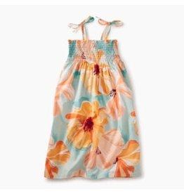 Tea Collection Mojave Desert Tie Strap Dress
