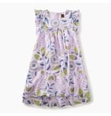 Tea Collection Blooming Floral Hi-Lo Dress
