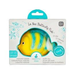 Rubber La the Butterflyfish