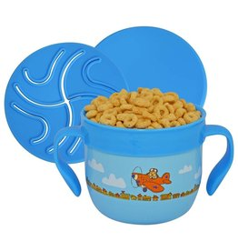 Gobble N Go Stainless Snack Cup