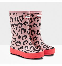 Hunter Boots Kid's First Leopard Hunter Boots *AS-IS*