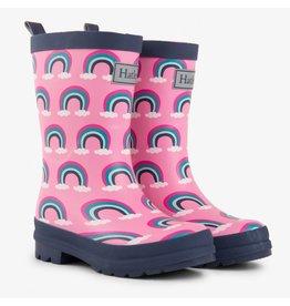 Hatley Pretty Rainbows Rain Boots