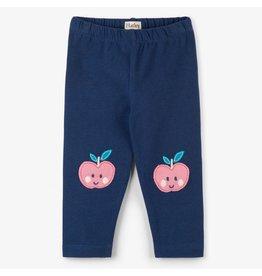 Hatley Smiling Apples Baby Leggings