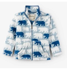 Hatley Polar Bear Fleece Zip Up