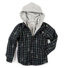 Appaman Glen Hooded Shirt