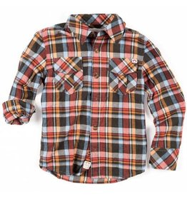 Appaman Apple Pie Flannel Shirt
