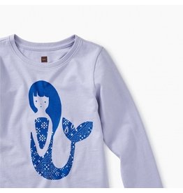 Tea Collection Mermaid Graphic Tee